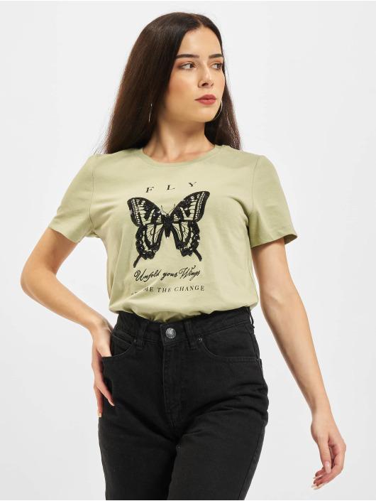 Only Trika Onlkita Life Butterfly Box JRS olivový
