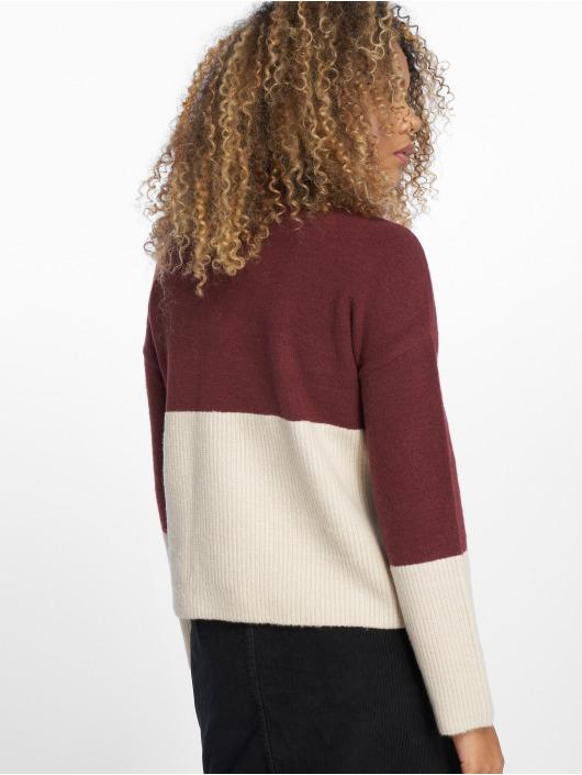 Only trui onlMette Colorblock bruin