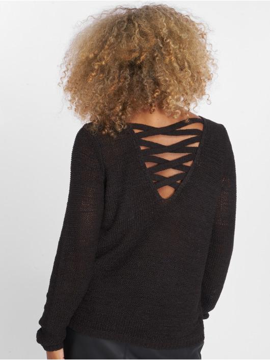 Only trui onlGabbi String zwart