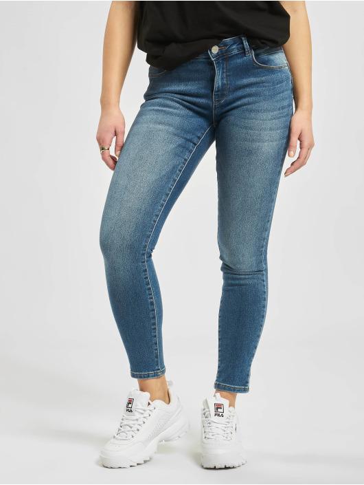 Only Tynne bukser onlDaisy Regular Pushup Ankle blå