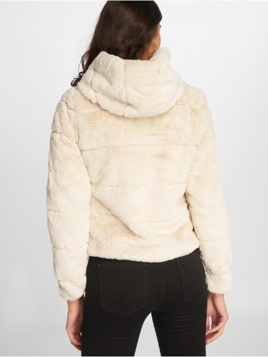 Only Übergangsjacke onlChris Fur beige