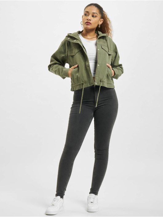 Only Übergangsjacke onlAlly Life olive