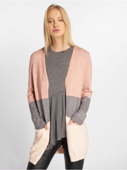 Only vest onlQueen Long Knit rose