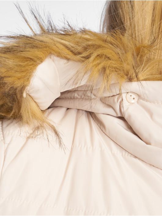 Only Veste matelassée onlNew Ellan Quilted beige