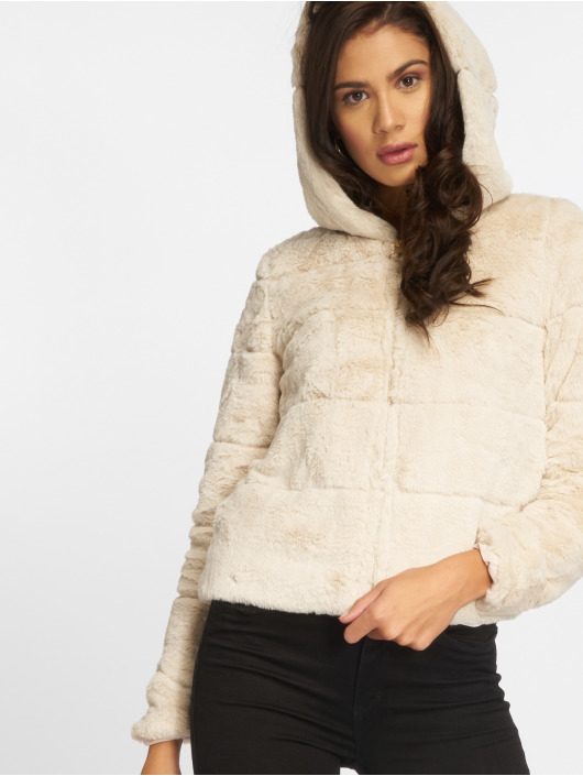 Only Winterjacke onlChris Fur beige