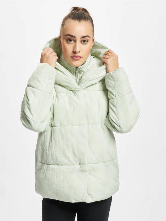Only Zimné bundy Sydney Sara zelená