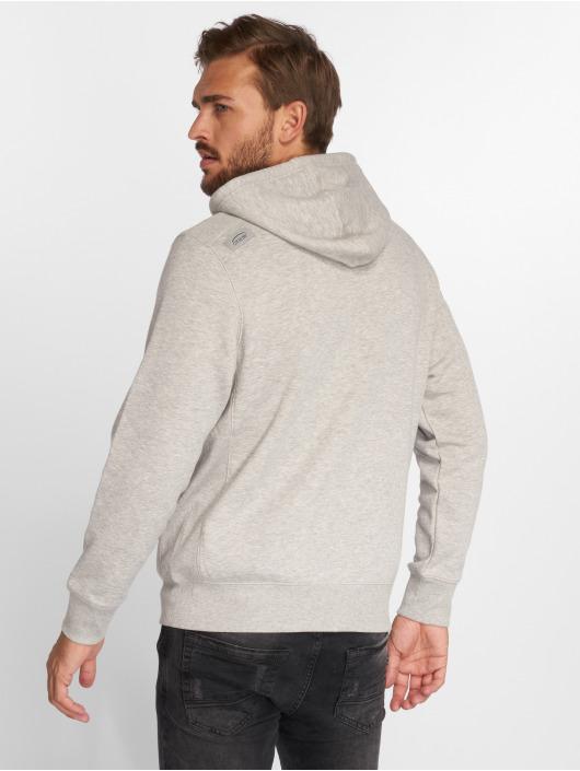 Oxbow Sweat capuche zippé K2selva gris