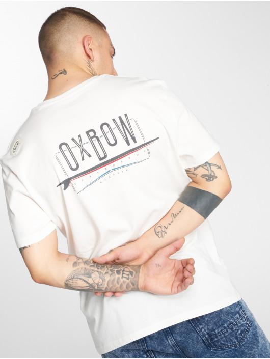Oxbow T-paidat K2tolka valkoinen