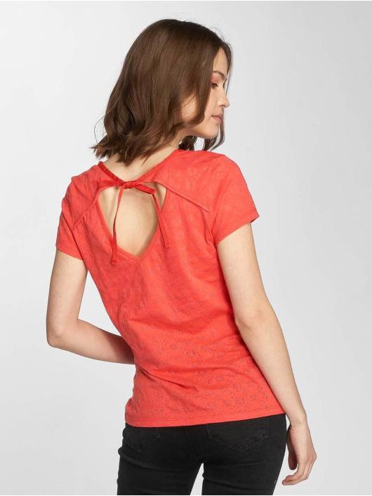 Oxbow T-Shirty Timotea czerwony