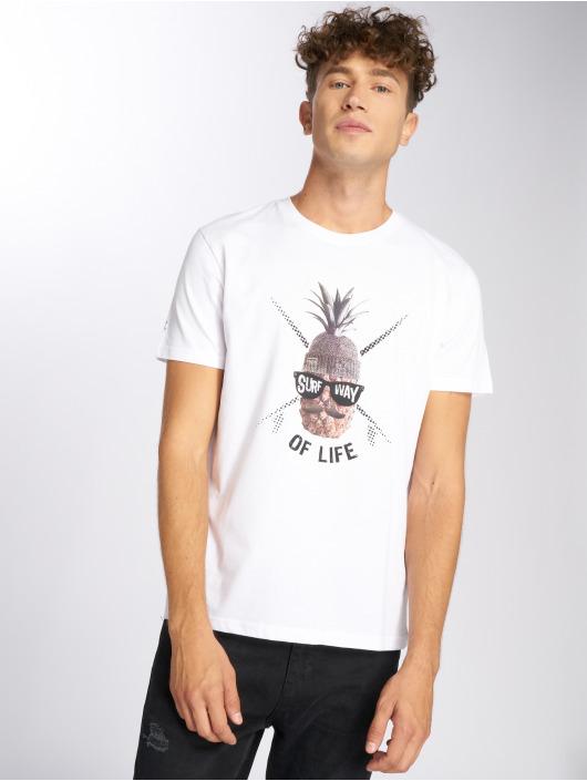 Oxbow T-skjorter K2tana hvit