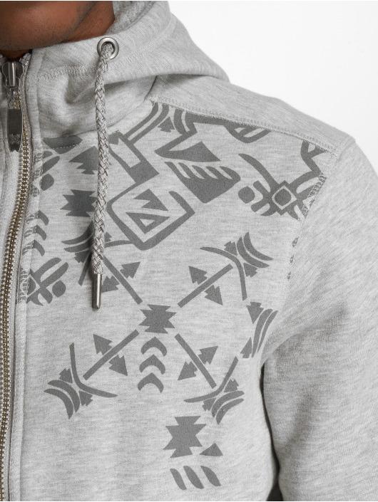 Oxbow Zip Hoodie K2skats grå