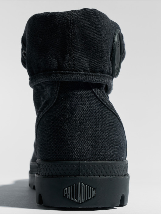 Palladium Boots Pallabrouse Baggy black