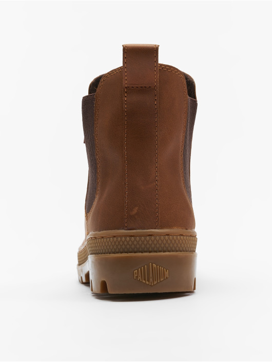 Palladium Boots Pallabosse Chelsea brown