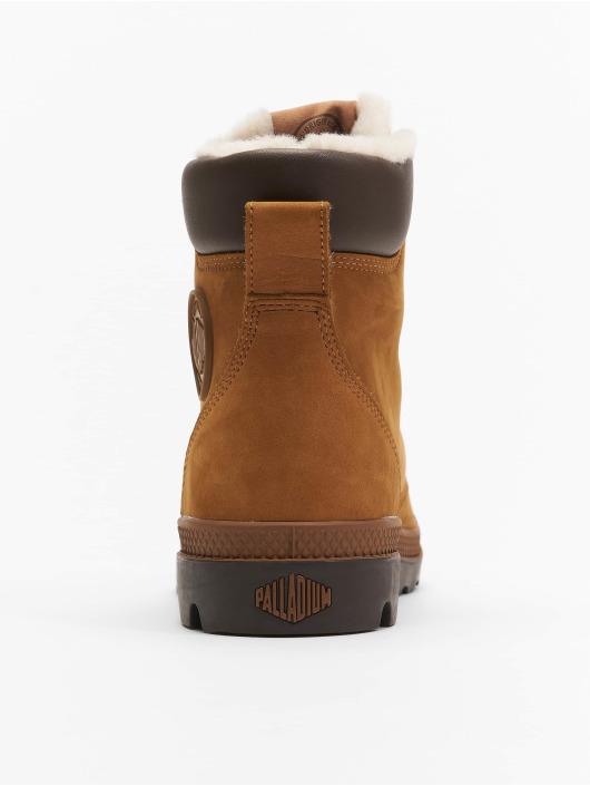 Palladium Boots Pampa Sport Cuff brown