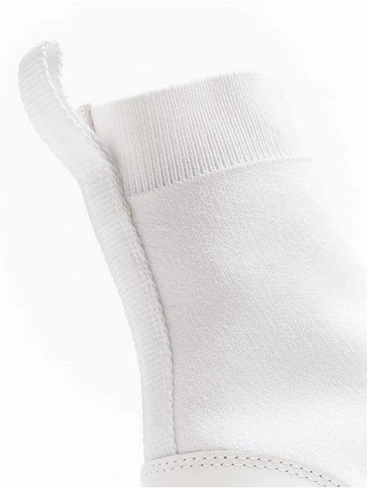Palm Angels Сникеры Knitted Sock белый