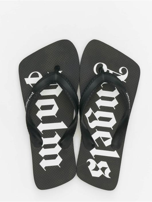 Palm Angels Badesko/sandaler New Rubber svart