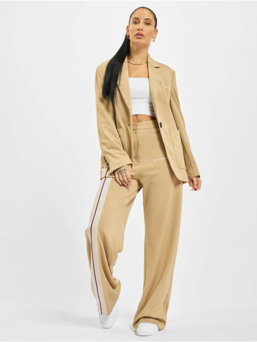 Palm Angels Chinos Loose Track beige