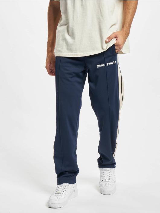 Palm Angels Jogging kalhoty Classic modrý