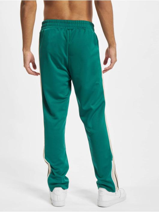 Palm Angels Jogging kalhoty Classic zelený