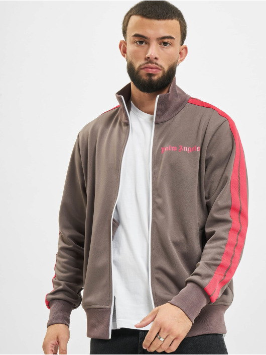 Palm Angels Lightweight Jacket College gray