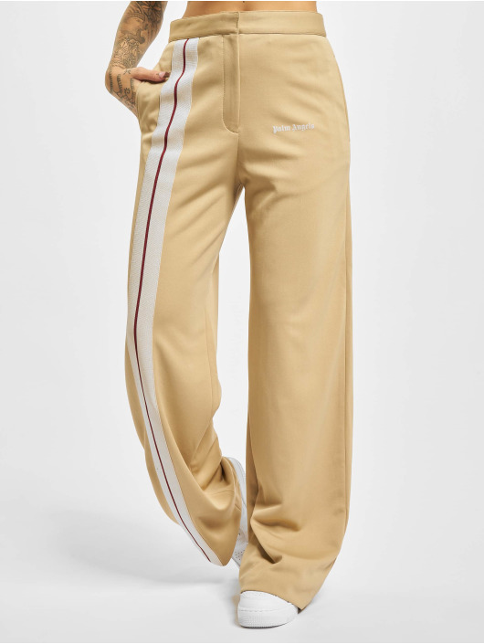 Palm Angels Pantalone chino Loose Track beige