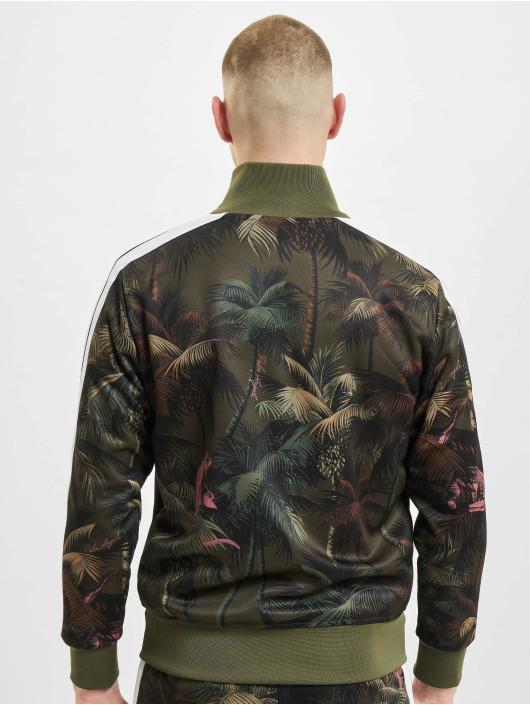 Palm Angels Prechodné vetrovky Jungle Classic maskáèová