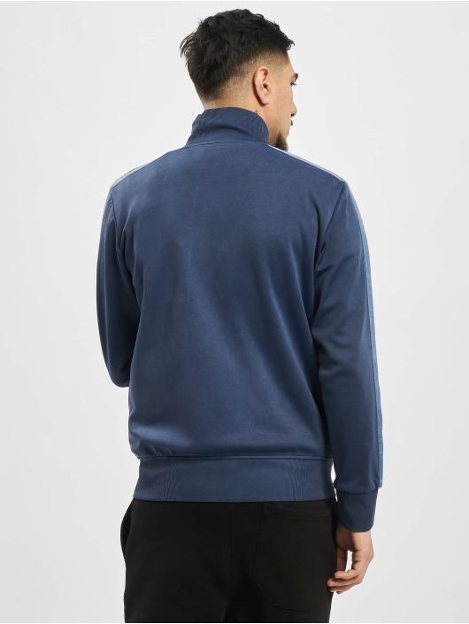 Palm Angels Prechodné vetrovky Garment Dyed modrá