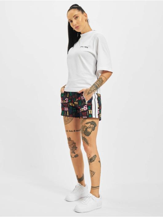Palm Angels shorts Monogram Track zwart