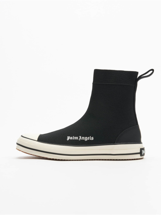 Palm Angels Sneakers Knitted Sock black
