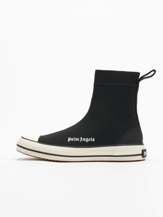 Palm Angels Sneakers Knitted Sock svart