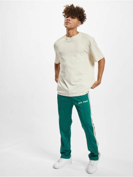 Palm Angels Spodnie do joggingu Classic zielony