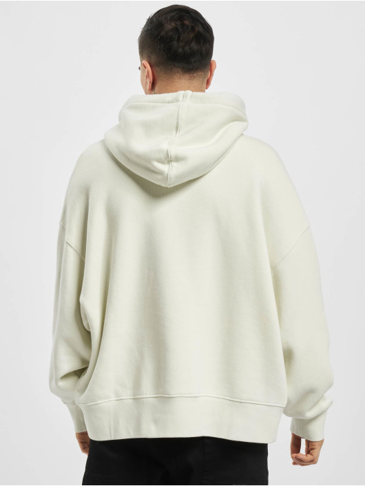 Palm Angels Sweat capuche Ice Bear blanc