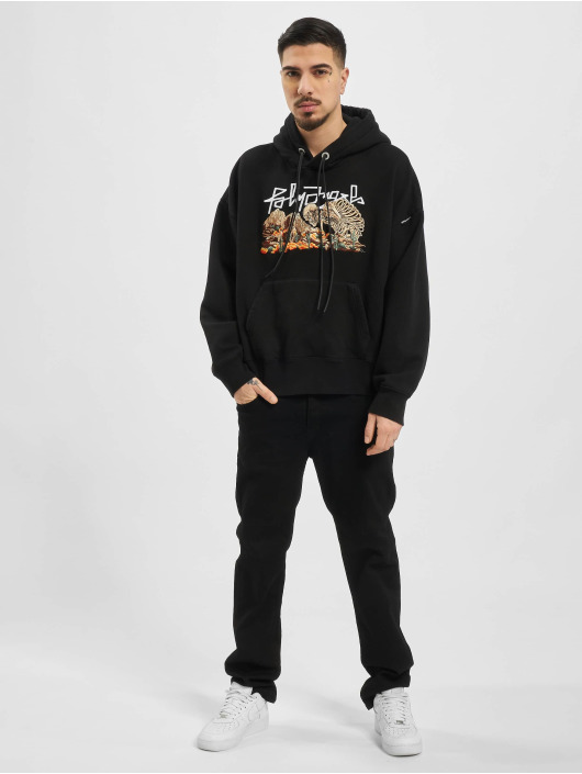 Palm Angels Sweat capuche Desert Skull noir