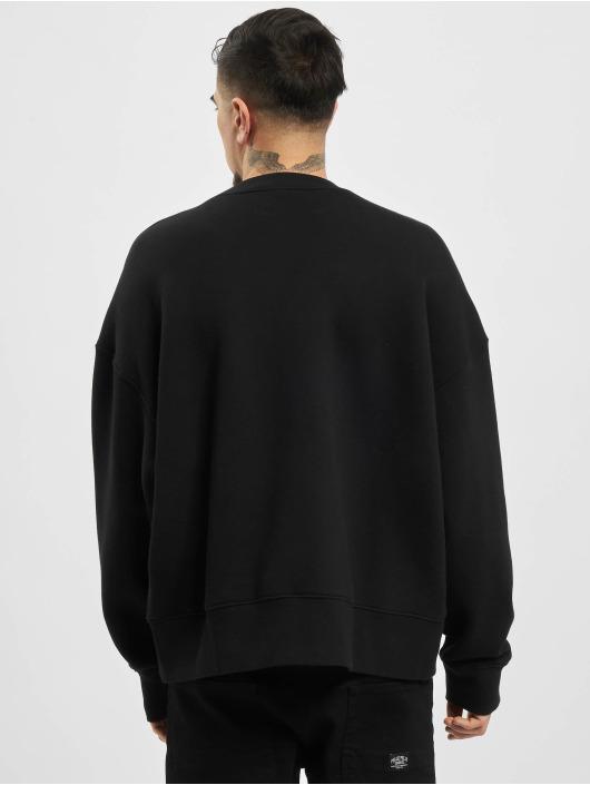 Palm Angels Swetry Croco czarny