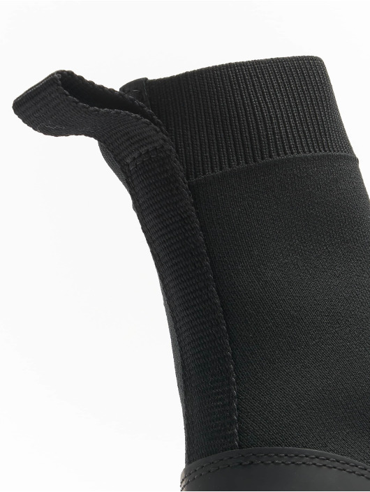 Palm Angels Tøysko Knitted Sock svart