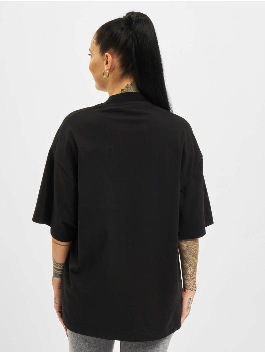 Palm Angels T-Shirt Bear in Love black