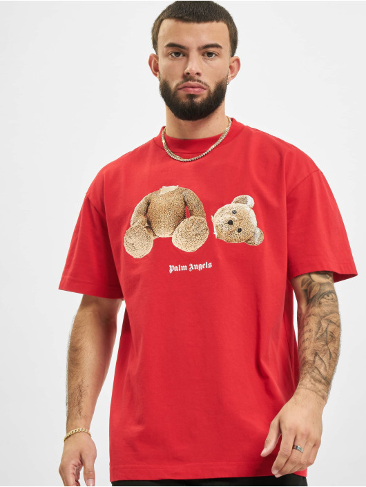 Palm Angels T-Shirt Bear rot