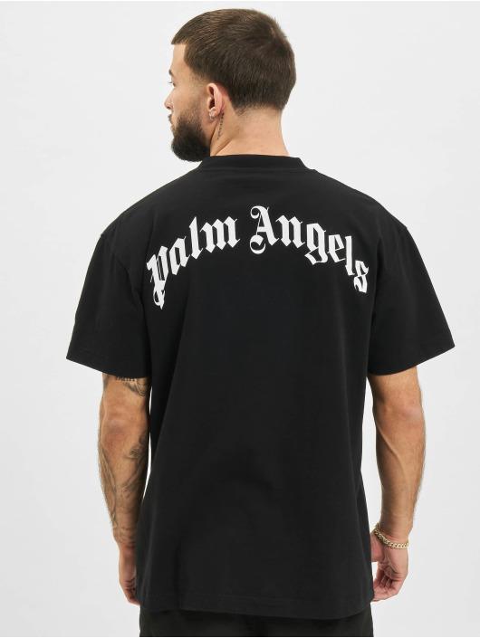 Palm Angels T-Shirt Bear schwarz