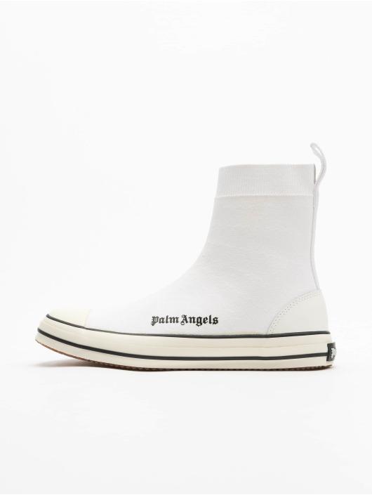 Palm Angels Tennarit Knitted Sock valkoinen