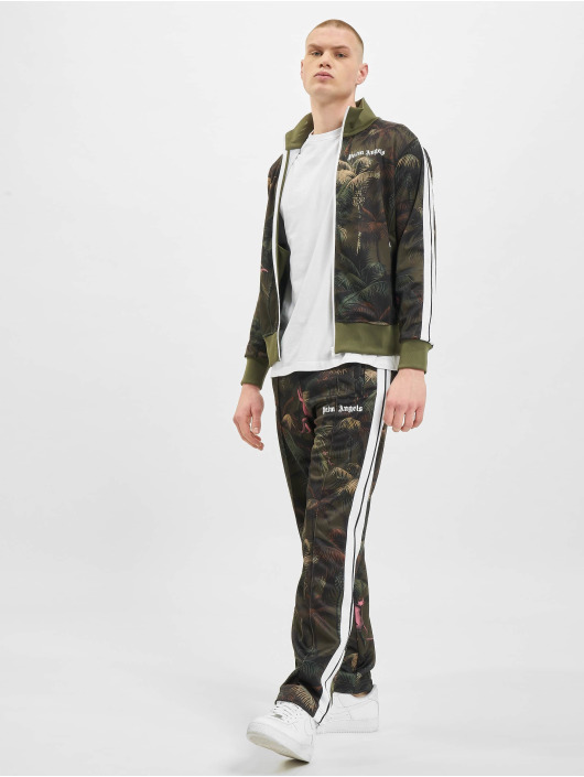 Palm Angels Übergangsjacke Jungle Classic camouflage