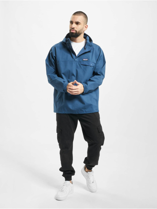 Patagonia Lightweight Jacket Maple Grove Snap-T blue