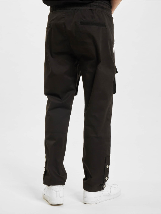 PEGADOR Карго Punch Front Pocket черный