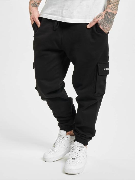 PEGADOR Спортивные брюки Idaho Heavy Utility черный