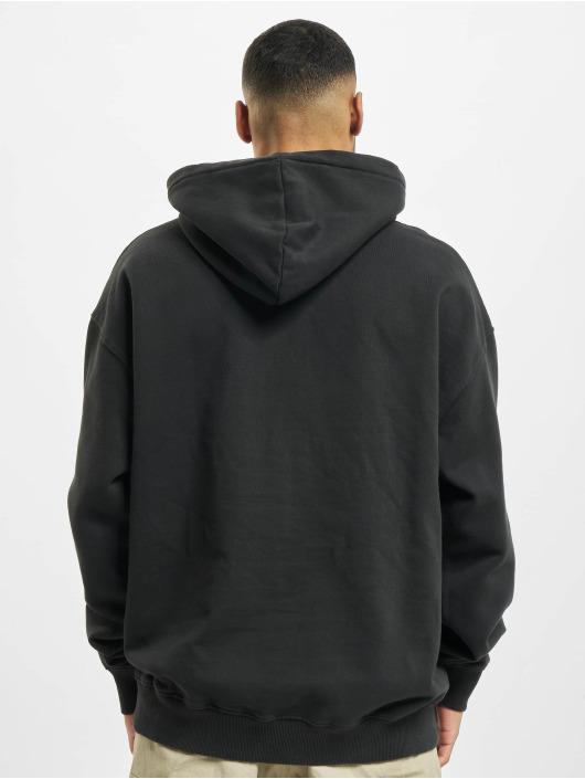 PEGADOR Bluzy z kapturem Heavy Oversized czarny