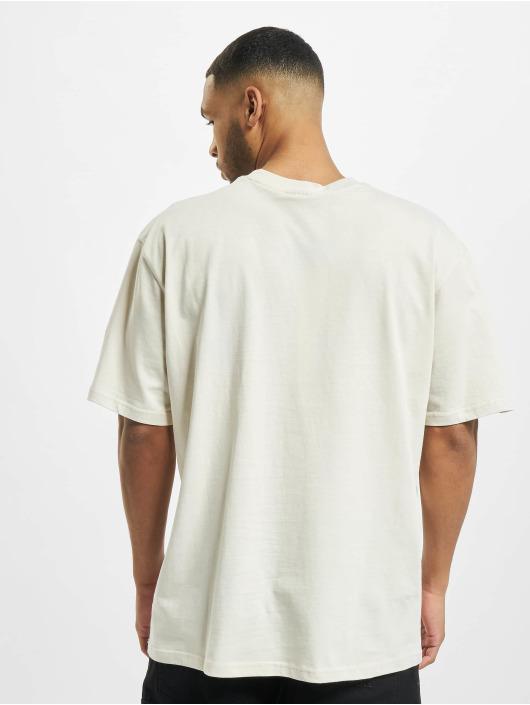 PEGADOR Camiseta Basic Oversized blanco
