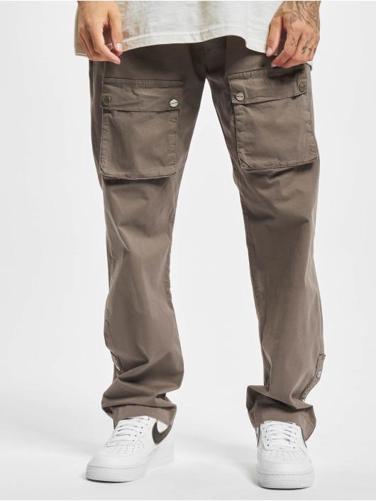 PEGADOR Cargo pants Rome šedá