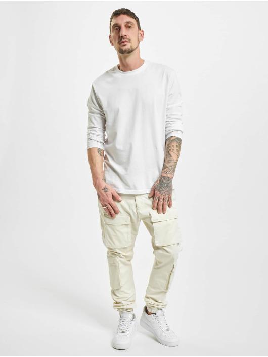 PEGADOR Cargo pants Lyon white