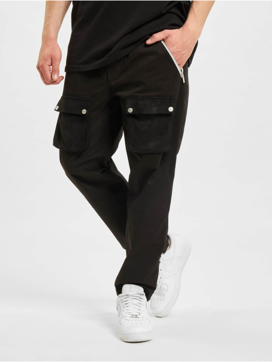 PEGADOR Cargohose Punch Front Pocket schwarz