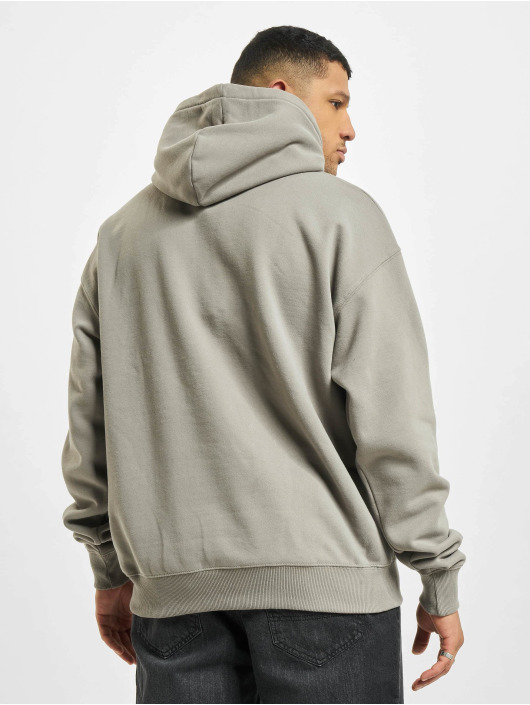 PEGADOR Felpa con cappuccio Cali Oversized grigio