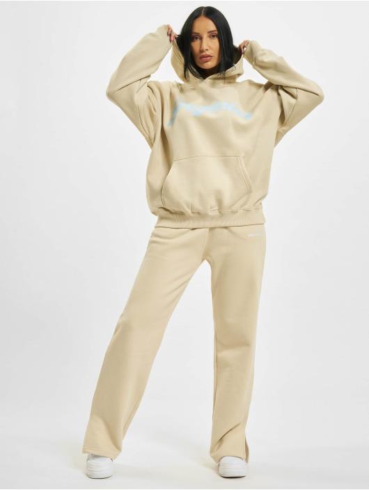 PEGADOR Hoodie Joy Oversized beige